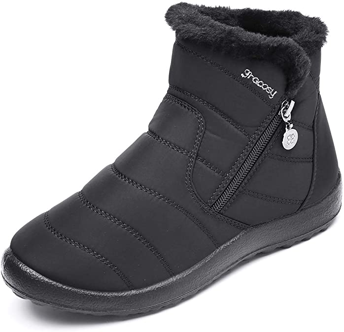 Gracosy Winter Boots