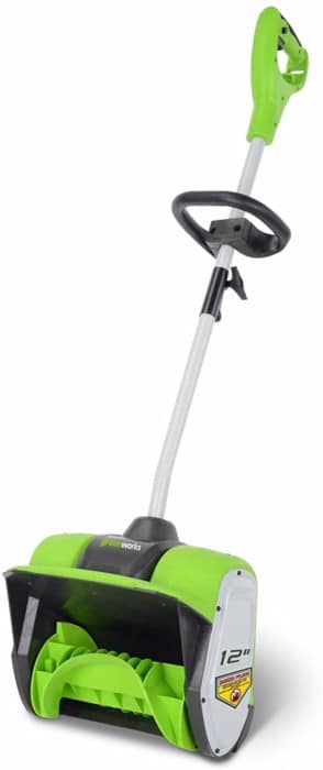 Greenworks Corded Snow Shovel