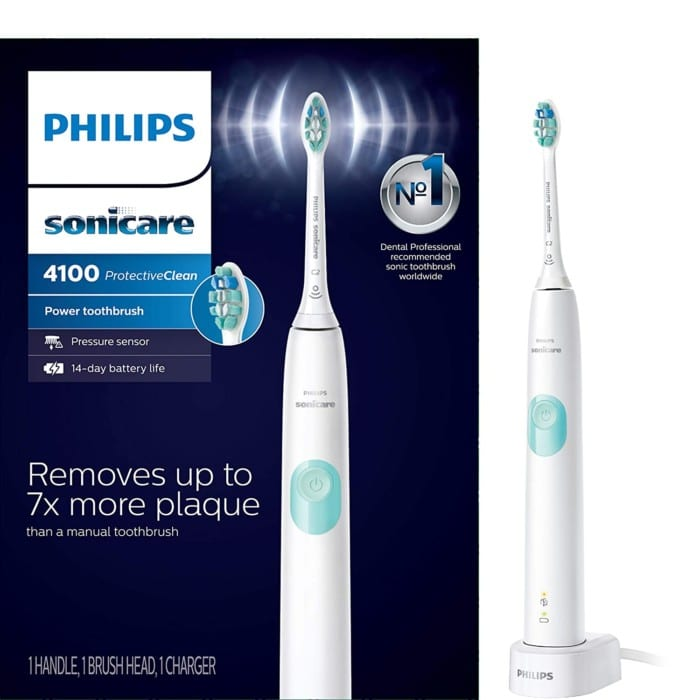 HX6817/01 ProtectiveClean 4100 Electric Toothbrush