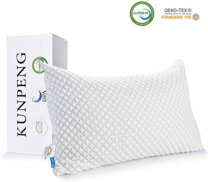 Pillows for Sleeping KUNPENG Cooling Pillow