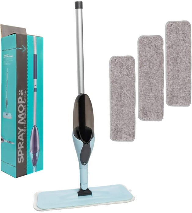 Reusable Microfiber Mop
