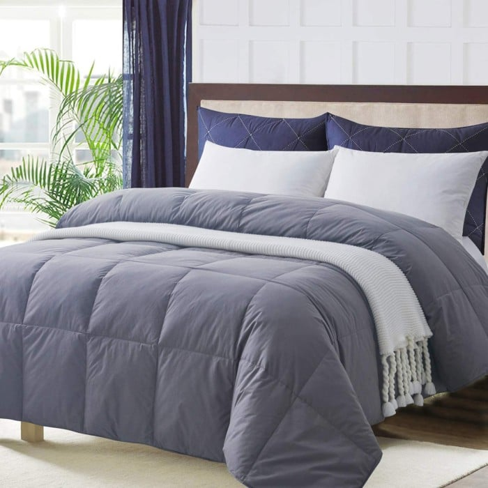 Ubauba All-Season Twin Down Comforter