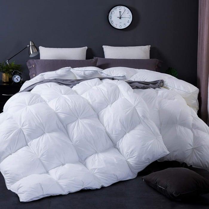WENESRI White Goose Down Comforter