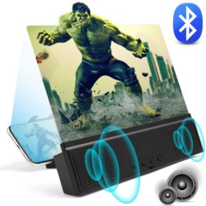 WILEVLA 3D Phone Screen Magnifier