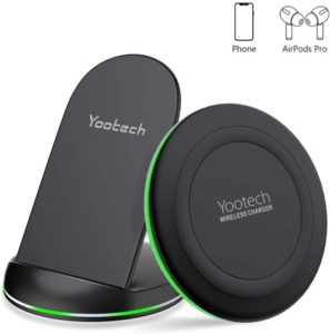 Yootech Wireless Charger Pad Stand