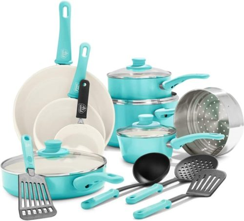 1. GreenLife Ceramic Nonstick Set