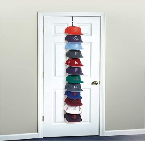 1. Perfect Curve Hat Rack System Organizer