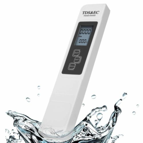 10. BLANDSTRS TDS Meters for Aquariums