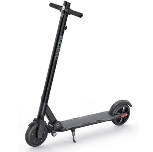 Macwheel Folding Electric Scooter for Heavy Adults with Extra Long Range Battery and Non-Pneumatic Tires - Top Rated Scooter Electrico