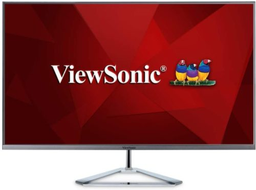 10. ViewSonic 4K UHD IPS Newegg Monitor Widescreen with HDMI Display Port, Top Rated 32 Monitor
