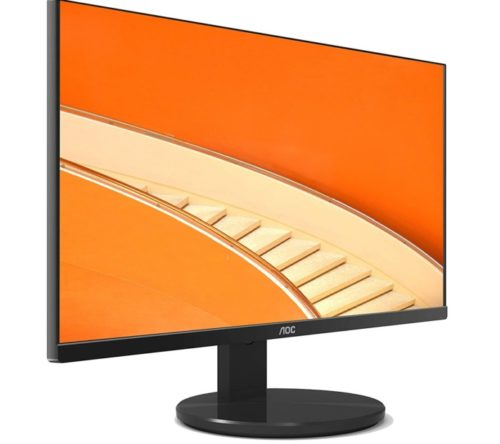 11. AOC UHD RGB Newegg Monitor with 1 Billion Colors- Very Good 27 Monitor