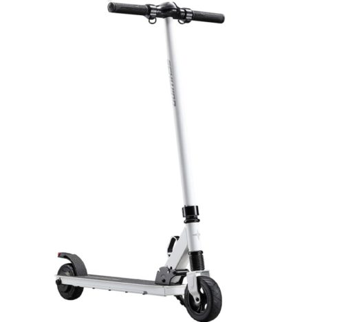 Schwinn Electric Scooter for Heavy Adults with Locking Aluminum Frame, Top Rated Scooter Electrico