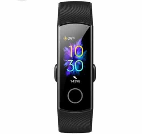 Polinkety Honor Smart Band Waterproof Sport Band Activity Fitness Tracker with Sleep and Heart Rate Monitor Control