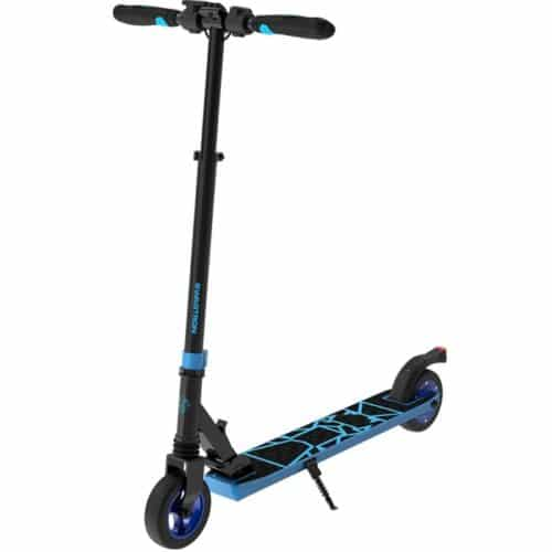 Swagtron Scooter Swagger 8 Folding Electric Scooter for Heavy Adults