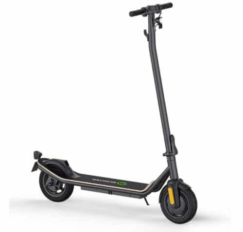 M MEGAWHEELS Folding Electric Scooter for Heavy Adults with Powerful Battery Capacity