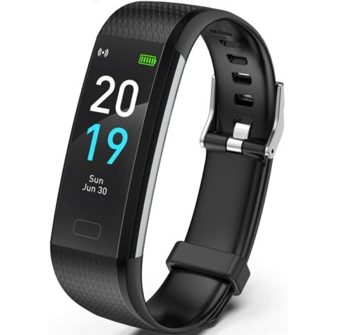 Akasma Waterproof Smart Band Activity Fitness Tracker Watch for Men and Women