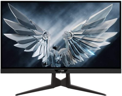 14. Gigabyte Accurate IPS HDR Gaming Newegg Monitor, 27 Monitor with Rotation Adjustable