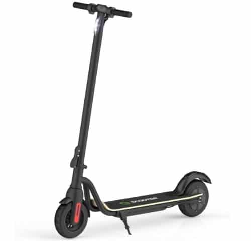 Mtricscoto Folding Electric Scooters for Heavy Adults with Long Range Battery Life