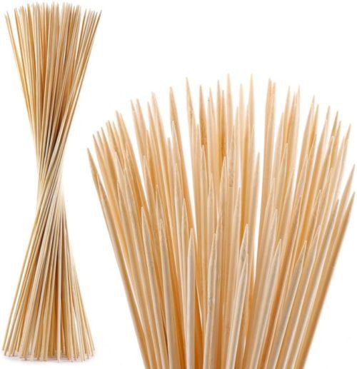 NadaKin Bamboo Marshmallow Roasting Sticks - Smores Sticks