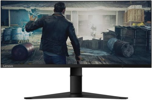 15. Lenovo Newegg Monitor Ultra Wide with 34 Curved Gaming Monitor and Adjustable Stand