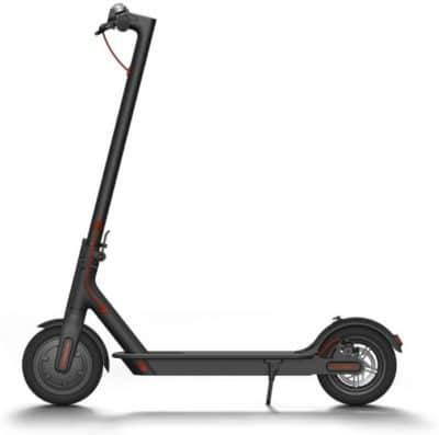 2. Xiaomi Mi Easy Folding Electric Scooter for Heavy Adults with Ultra Lightweight