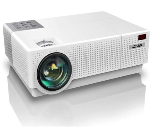 YABER Native Lux Upgrade Full HD Ceiling Projector