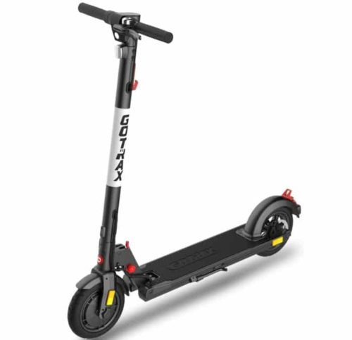Gotrax XR Elite Folding Electric Scooter for Heavy Adults with Powerful Motor and Pneumatic Tires, Top Rated UL Certified Electric Scooter Motor