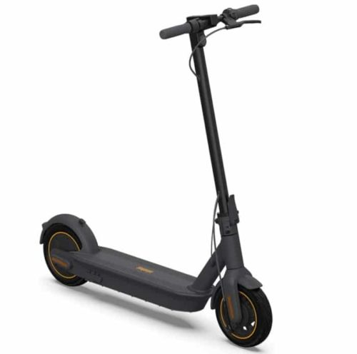 SegwayFolding Electric Scooter for Heavy Adults with Long Range Battery - Top Rate Portable Electric Kick Scooter