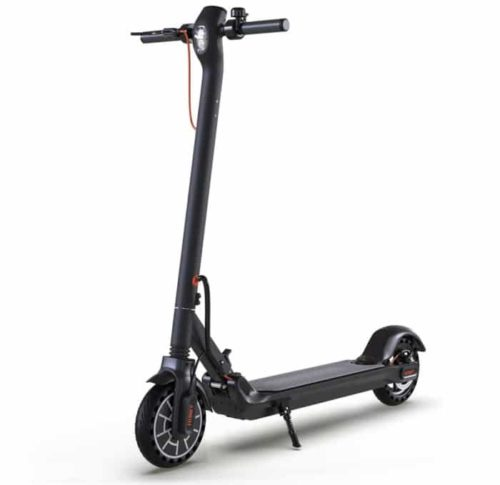 Hiboy MAX Motor Folding Electric Scooter for Heavy Adults - Top Rate Solid Tires Electric Scooter for Travel and Commute