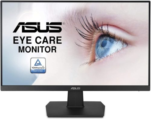 7. Asus IPS Full HD Newegg Monitor Adaptive Sync, Eye Care, Low Blue Light