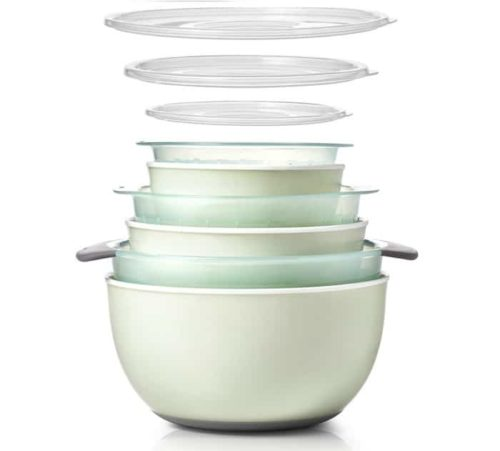 8. OXO Colander and Bowl Set