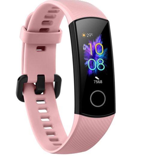 Mekiyo Honor Band 5 Smart Band Intelligent Fitness Tracker, Sleep Tracker, and Real-Time Heart Rate Monitor
