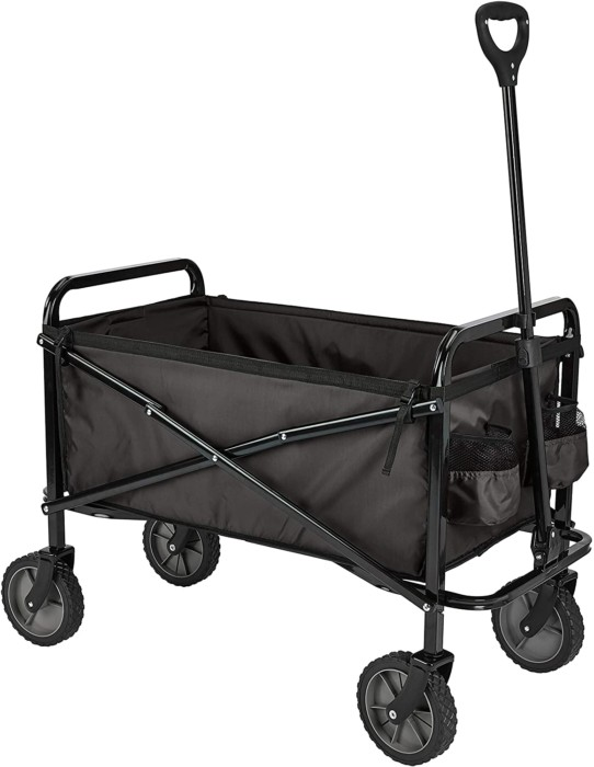 AmazonBasics Collapsible Cart