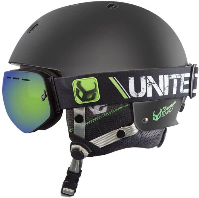 Demon United Snowboarding Helmet