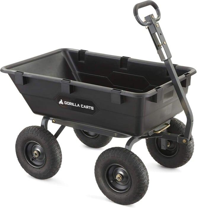 Gorilla Heavy-Duty Cart