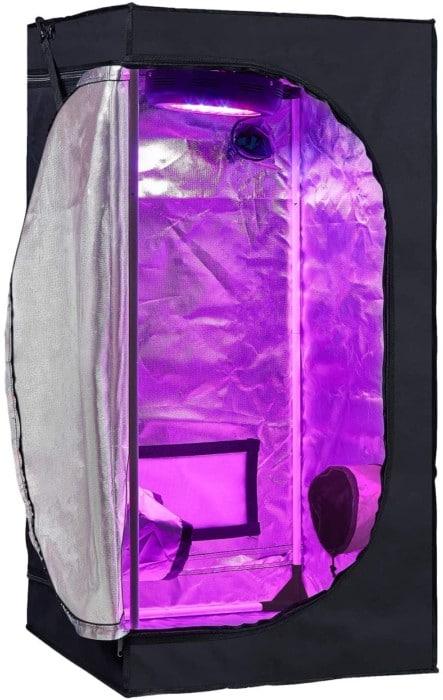 GreenHouser High Grow Tent