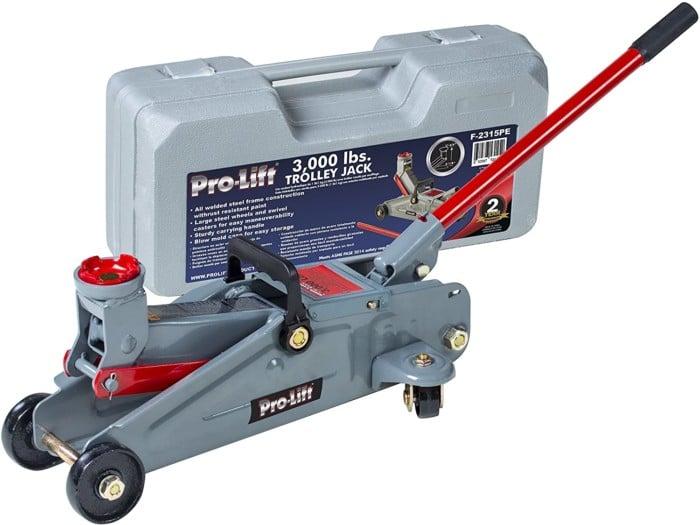 Pro-Lift Grey Hydraulic Jack