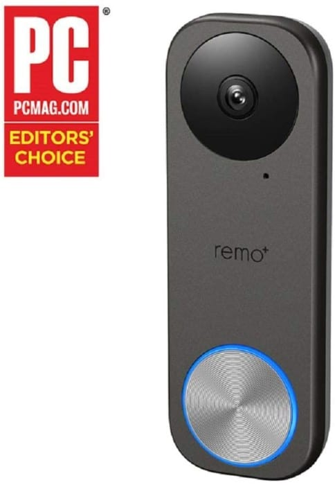 Remo+RemoBell S WiFi Video Doorbell