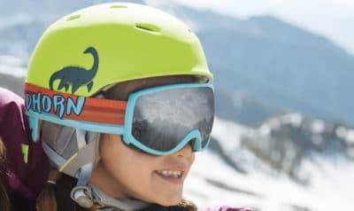 Ski Helmets With Goggles
