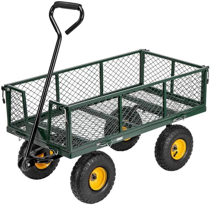 Vivohome Garden Cart