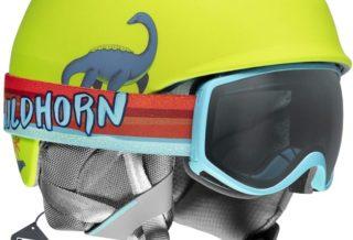 WildHorn Ski Helmet