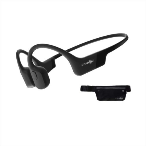10. AfterShokz Aeropex Open-Ear Wireless Headphones