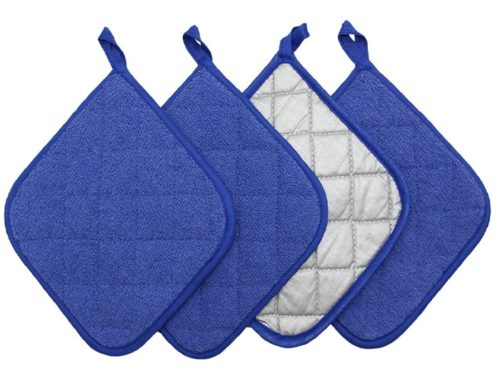 GQZLUCK Cotton Hot Pads and Pot Holders Heat Resistant for Cooking