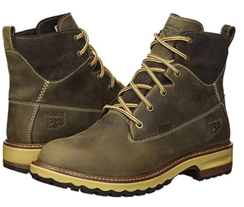 Timberland PRO Hightower Waterproof Women Work Boot