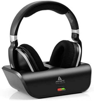 4. ARTISTE Wireless TV Headphones