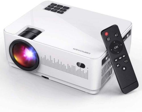 DBPOWER L21 Upgrade Full HD Mini Video Projector