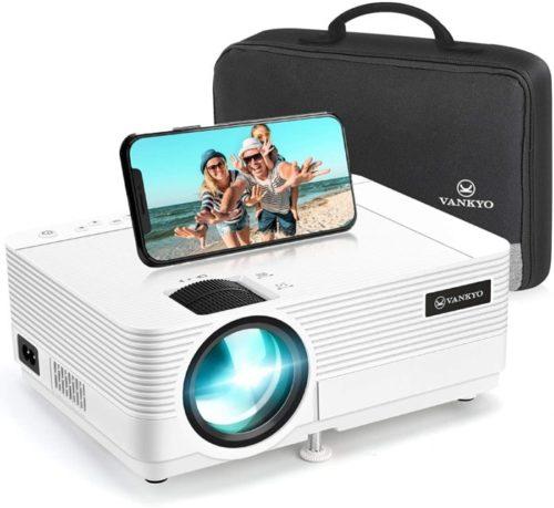 VANKYO Leisure Synchronize Smartphone Screen Portable Mini Projector