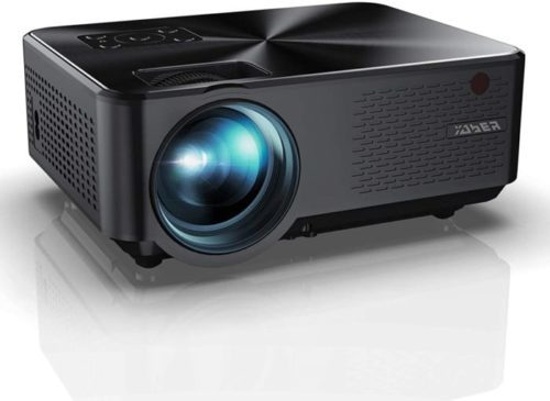 YABER Y60 Portable Full HD Best Projector Under 200