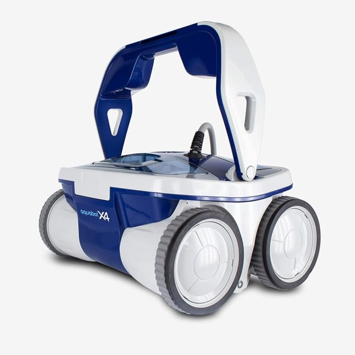 Aquabot X4 In-Ground