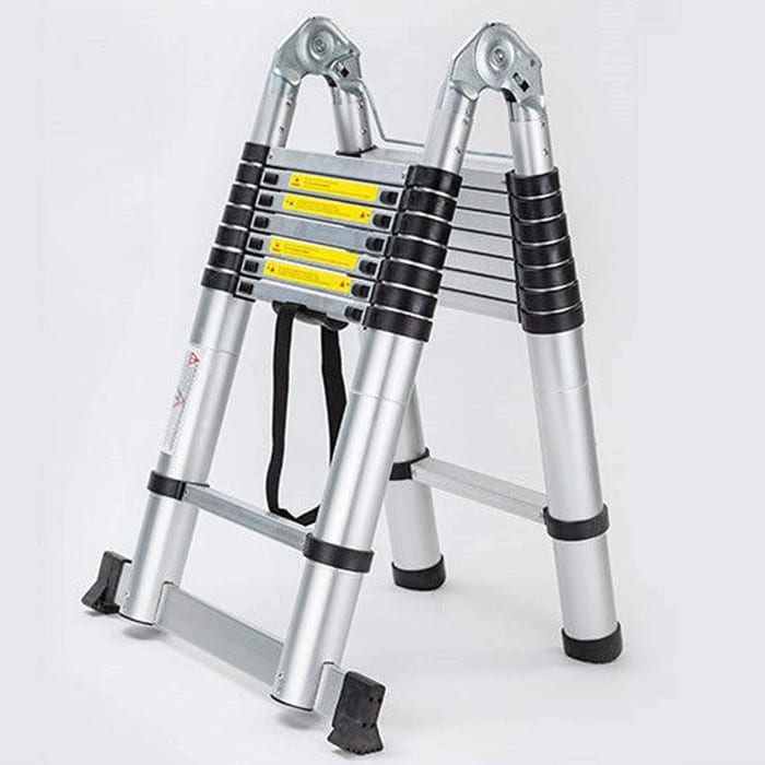 Bowoshen 16.5FT Telescopic Extension Ladders